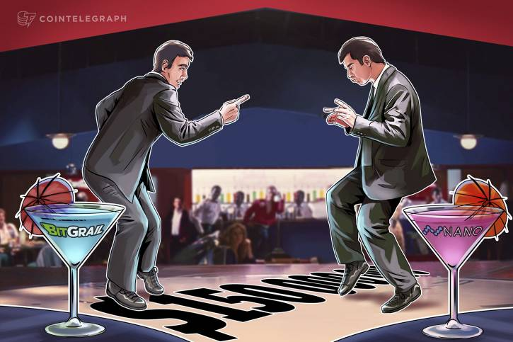 Strange Twists And Turns Of Nano And BitGrail Since The $150 Mln Hack