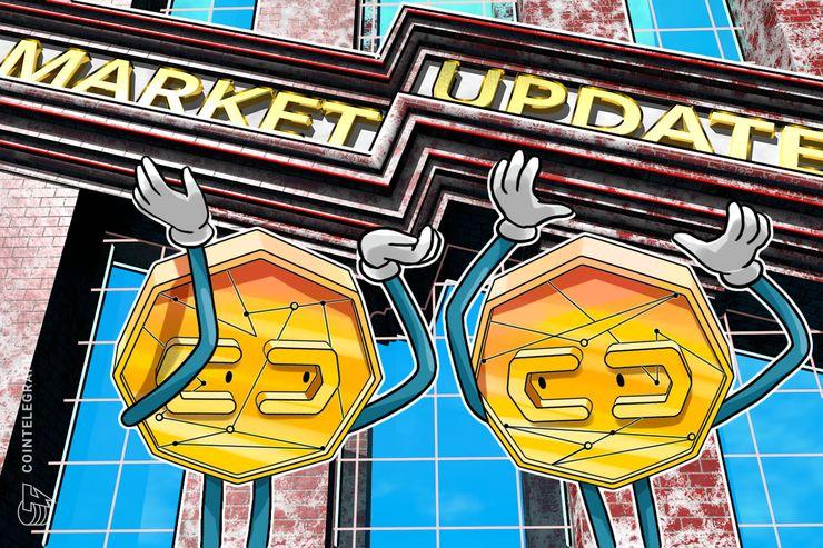 Bitcoin Cash Tanks 13 Percent as Major Cryptocurrencies All Fall Hard