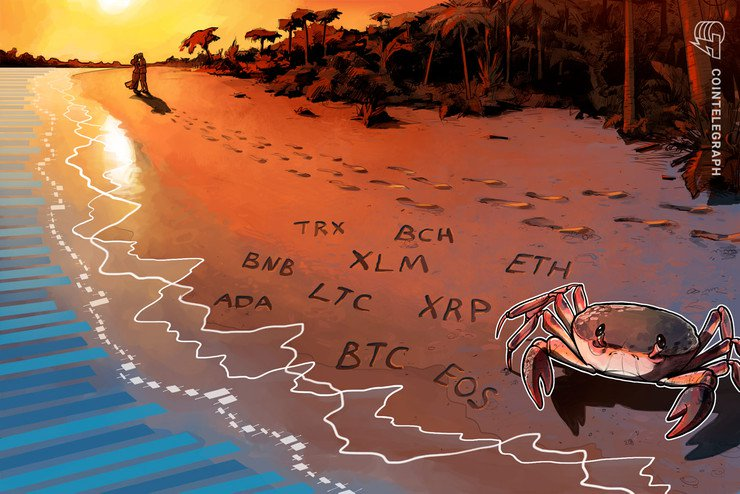 Bitcoin, Ethereum, Ripple, Bitcoin Cash, Litecoin, EOS, Binance Coin, Stellar, Cardano, TRON: Price Analysis April 19