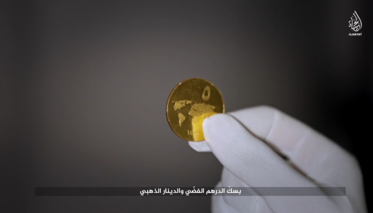 Sharia Goldbugs: How ISIS Created A Currency For World Domination