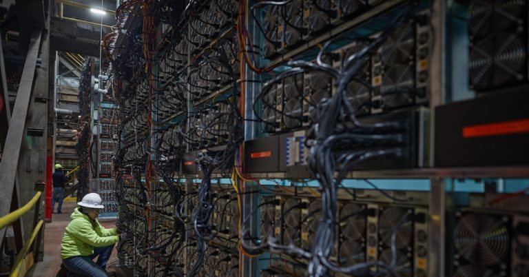 New York Power Plant Sold Up to 30% of Its Bitcoin Mining Hash Rate to Institutional Buyers