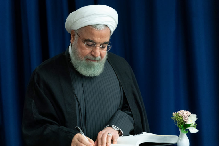 Iranian President Calls for National Crypto Mining Strategy