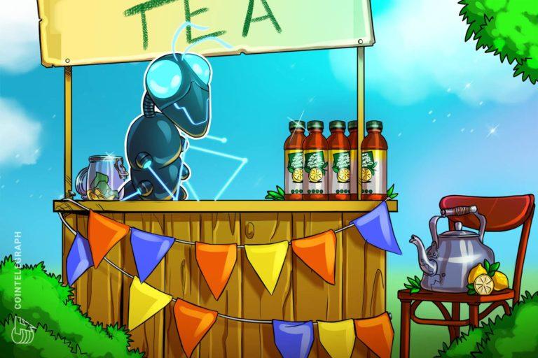 Blockchain Platform to Track $2.5B Worth of Tea Products